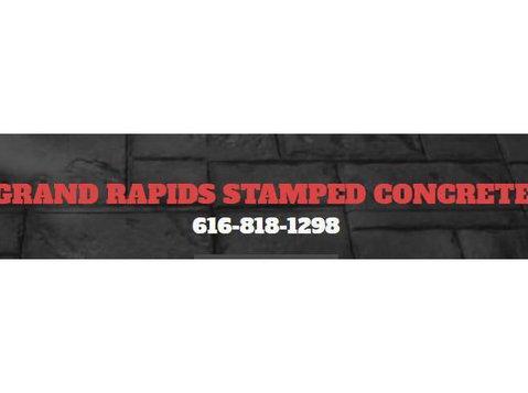 Grand Rapids Stamped Concrete - Construction Services
