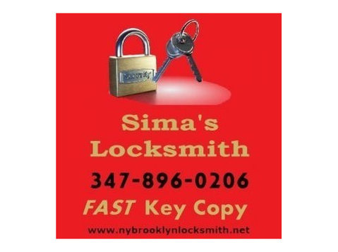 Sima's - Locksmith in Brownsville NY - Security services