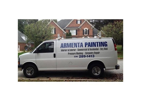 Armenta Painting Llc - Painters & Decorators