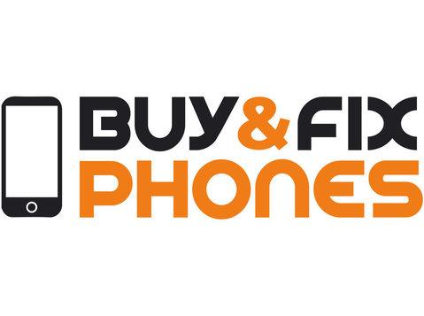 Iphone Repair Service | Buy&fix Phones - Computer shops, sales & repairs