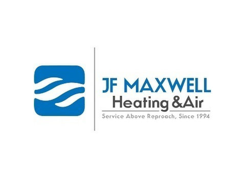 JF Maxwell Heating and Air - Plumbers & Heating
