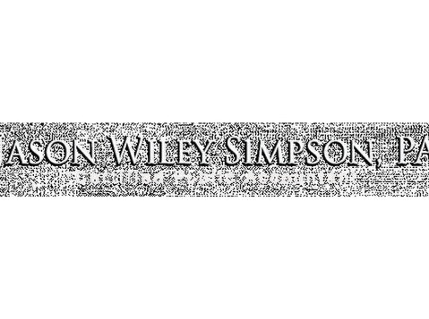 Jason Wiley Simpson, PA - Business Accountants