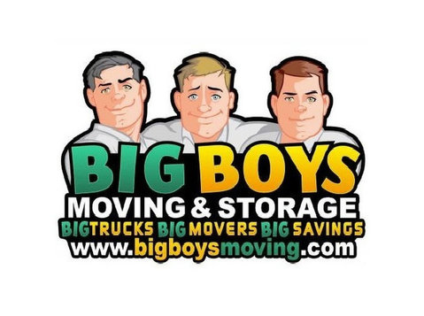 Big Boys Moving & Storage of Tampa Bay - Removals & Transport