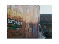 Big Boys Moving & Storage of Tampa Bay (3) - Removals & Transport
