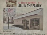The Beloit Mattress Company (3) - Furniture