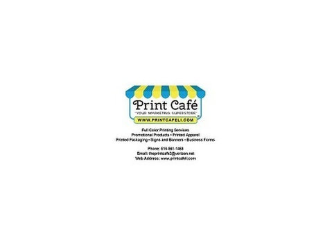 The Print Cafe of Li, Inc. - Print Services