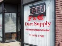 F & C Dart Supply Inc (7) - Sports