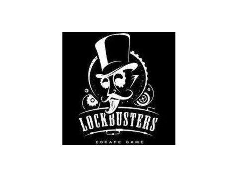 Lockbusters Escape Game - Games & Sports