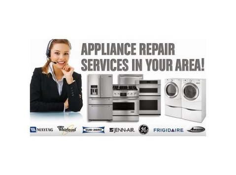 All Area Appliance Service - Electrical Goods & Appliances