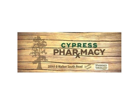 Cypress Pharmacy - Pharmacies & Medical supplies