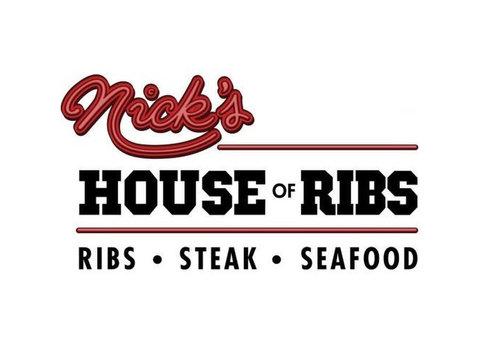Nick's House of Ribs - Restaurants
