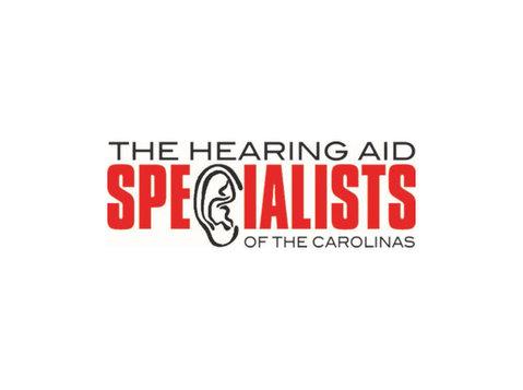 The Hearing Aid Specialists of the Carolinas - Hospitals & Clinics