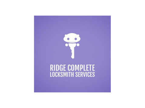 Ridge Complete Locksmith Services - Security services
