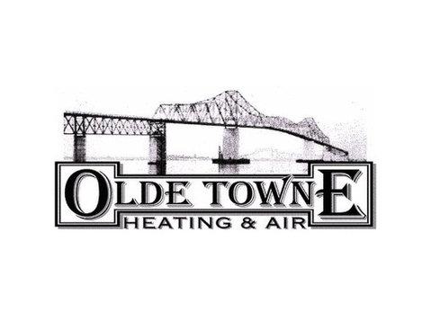 Olde Town Heating & Air - Plumbers & Heating