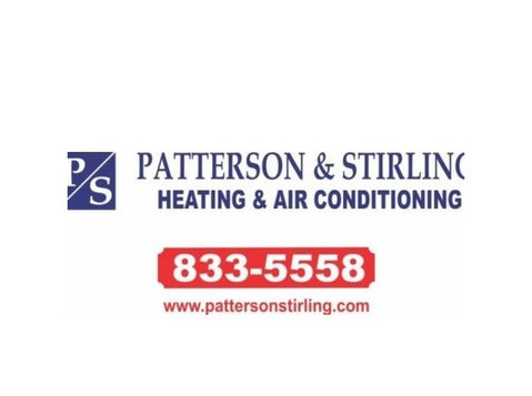 Patterson & Stirling Inc - Plumbers & Heating
