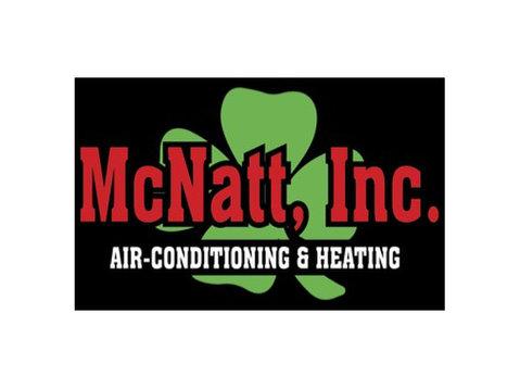 McNatt Inc - Plumbers & Heating