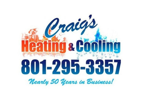 Craig's Appliance Heating & Cooling - Plumbers & Heating