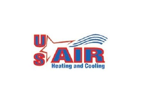 Us Air Heating & Cooling - Plumbers & Heating