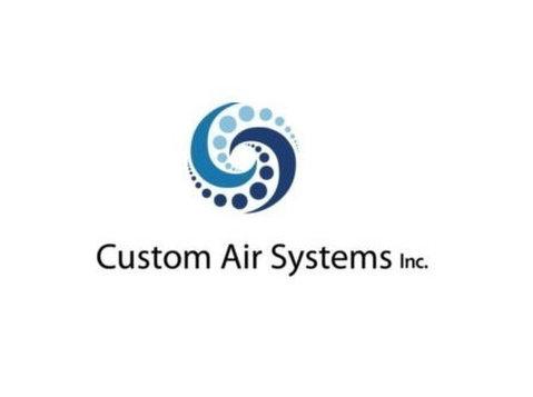 Custom Air Systems Inc. - Plumbers & Heating