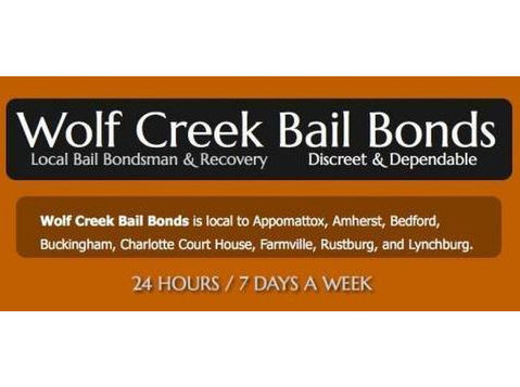Wolf Creek Bail Bonds - Mortgages & loans