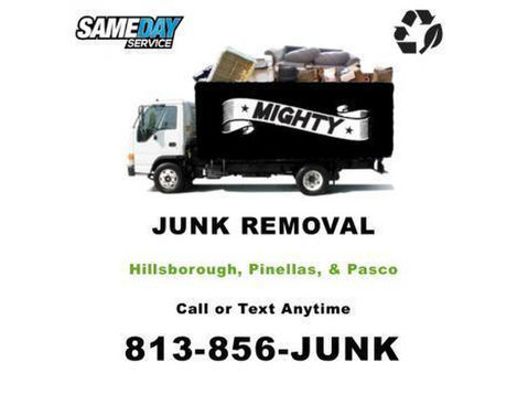 Mighty Hauling & Junk Removal - Removals & Transport