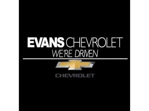 Evans Chevrolet - Car Dealers (New & Used)