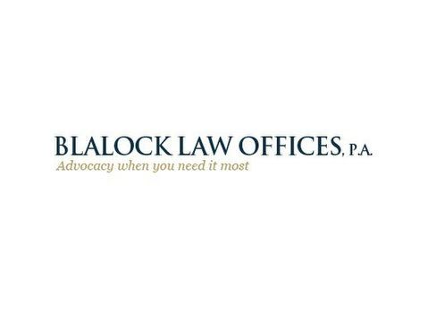 Blalock Law Office, P.A. - Lawyers and Law Firms
