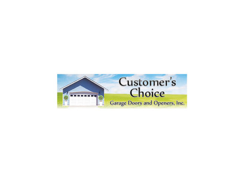 Customer's Choice Garage Doors and Openers, Inc - Home & Garden Services