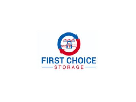 First Choice Storage - Storage