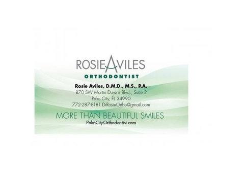 Rosie Aviles Orthodontist - Dentists