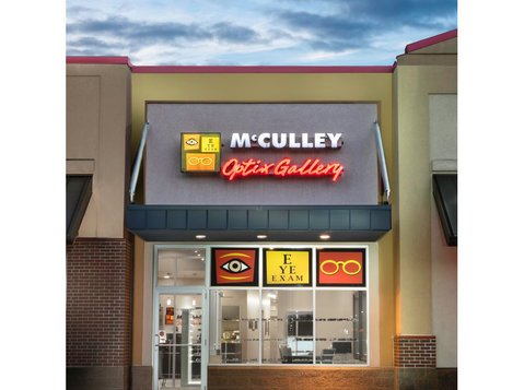 McCulley Optix Gallery - Opticians