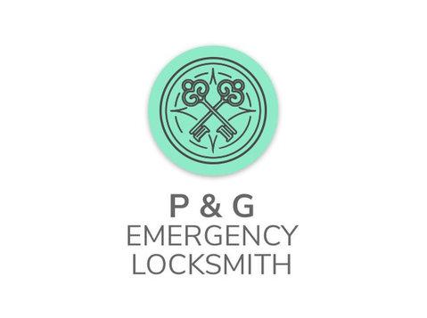 P & G Emergency Locksmith - Security services