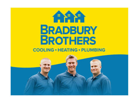 Bradbury Brothers Cooling, Heating & Plumbing - Plumbers & Heating