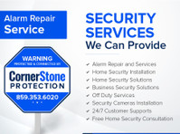 Cornerstone Protection (3) - Security services