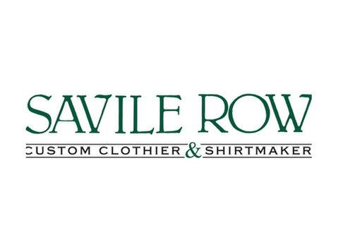 Savile Row Custom Clothiers - Clothes