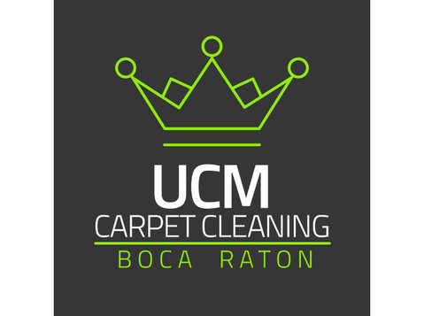 Ucm Carpet Cleaning Boca Raton - Cleaners & Cleaning services