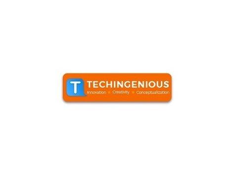 TechIngenious - Webdesign