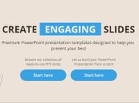 SlideTeam - Бизнес и Мрежи