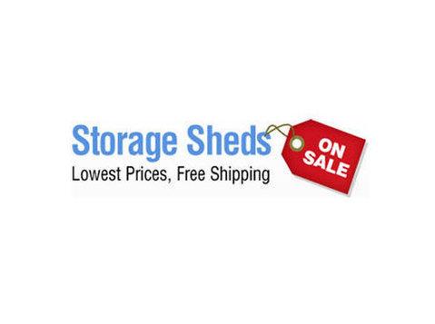 Storageshedsonsale.com - Storage