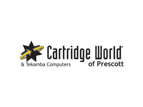 Cartridge World of Prescott and Tekamba Computers - Webdesign