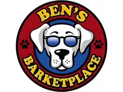 Ben's Barketplace - Pet services
