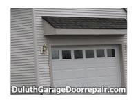Duluth Garage Door Repair (2) - Windows, Doors & Conservatories