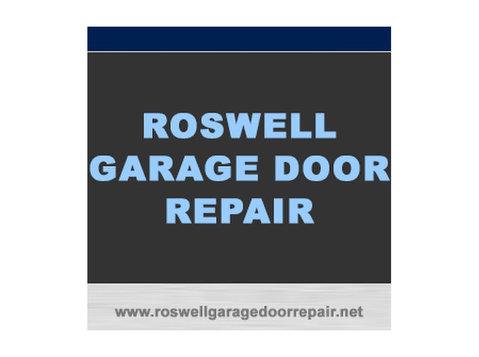 Roswell Garage Door Repair - Windows, Doors & Conservatories