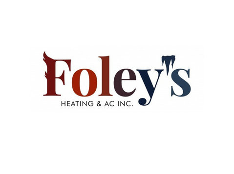 Foley's Heating & AC - Plumbers & Heating