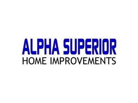 Alpha Superior Home Improvements - Painters & Decorators