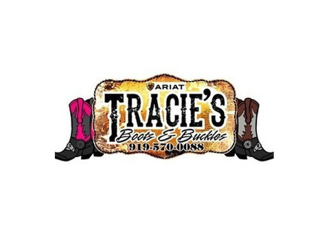 Tracie's Boots & Buckles - Shopping