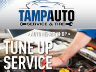 Tampa Auto Service & Tire (1) - Car Repairs & Motor Service
