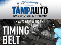 Tampa Auto Service & Tire (2) - Car Repairs & Motor Service