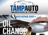 Tampa Auto Service & Tire (4) - Car Repairs & Motor Service