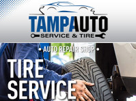 Tampa Auto Service & Tire (5) - Car Repairs & Motor Service